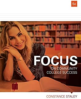 FOCUS on Community College Success