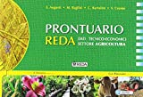 Photo Gallery nuovo prontuario reda. dati tecnico-economici settore agricoltura. per le scuole superiori. con ebook. con espansione online