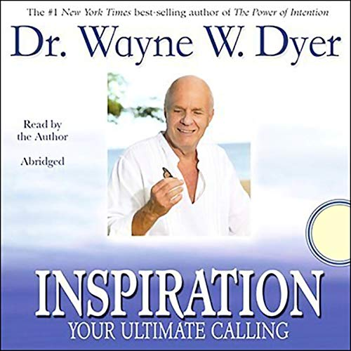 Inspiration audiobook cover art