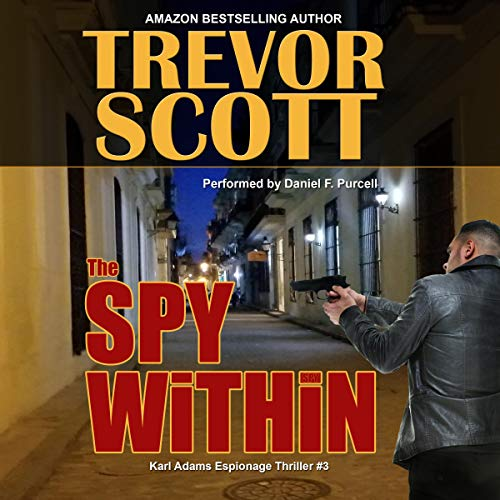 The Spy Within  By  cover art