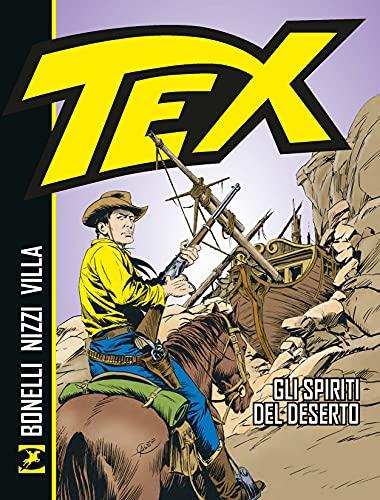 Tex. Gli spiriti del deserto