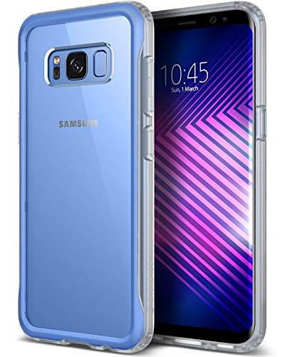 Caseology Coastline for Samsung Galaxy S8 Case (2017) - Blue Coral