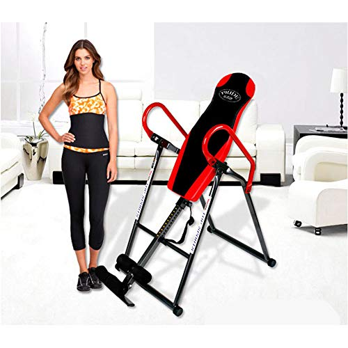 Why Should You Buy LILIA GYM Inversion Table Benches Handstand Machine Ffitness Equipment for Home I...