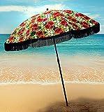 High Wind Beach Umbrellas