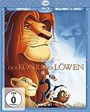 Bluray Kinder Charts Platz 36: Der König der Löwen (Diamond Edition + DVD) [Blu-ray]