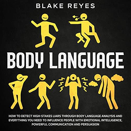 Body Language Audiobook By Blake Reyes cover art