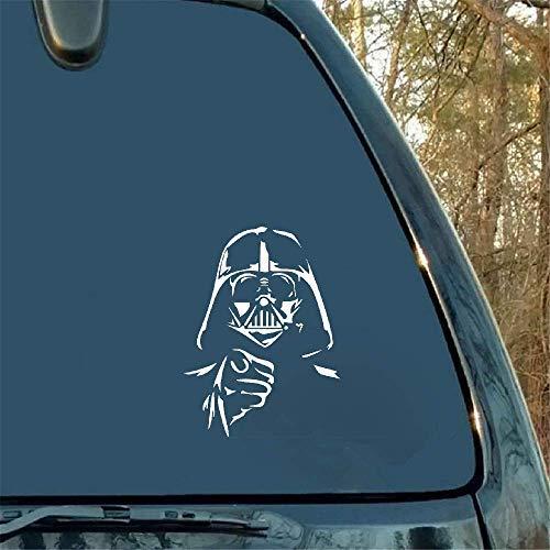 Autoaufkleber Autoaufkleber Auto Styling Big Sticker Film Darth Vader Autoaufkleber für Auto Laptop Fenster Aufkleber