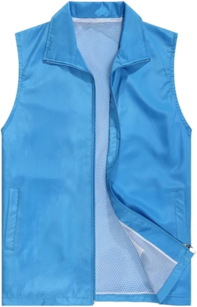 Yykatle men's customized vest text casual vest women's work