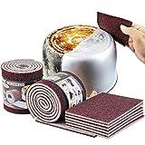 Herramientas de limpieza Melamina Magic Sponge Carborundum Cocina Borrador de esponja para Pan Pan Puño Esponjas Utensilios de cocina Artículos de limpieza de hogares Quitar manchas ( Color : 1 reel )