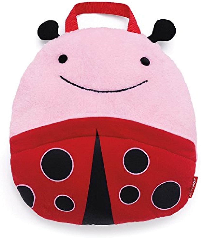 Skip Hop Travel Blanket, Livie Ladybug