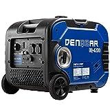 DENQBAR Groupe électrogène Inverter 4200 W Générateur portable insonorisé - DQ-4200