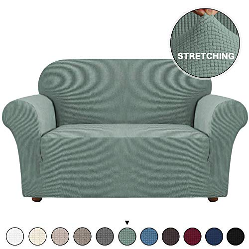 High Stretch Sofa Cover 1 Piece Couch Covers Sofa Slipcover for Living...