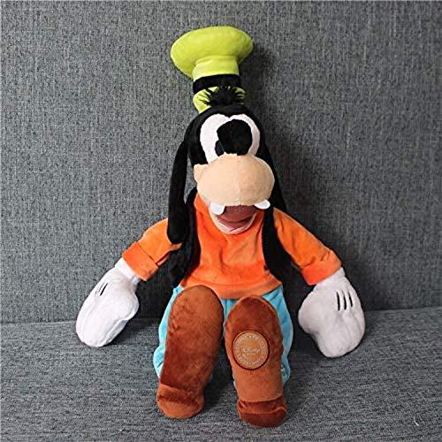 zdfbhkm Muñeco de Peluche de Juguete de Felpa 1pcs 50cm Perro Goofy Peluche de Juguete para niños