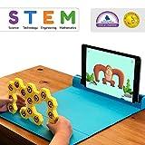 【アメリカで大人気】子供たちの想像力・創造力は素晴しいです。この力は愛情をこめて大事に育てていく必要があります。 Plugoは米国のスタンフォード大学とインド工科大学の卒業生が創った今までにない革新的な新しいAR知育玩具となります。知育玩具として最先端のAR技術を用いた、ブロックラーニングキットとなります。子供たちの新しい学びを拓きます。 【ポケモンGOのようなAR知育玩具】タブレットやスマホと連動させて遊びながら勉強ができる製品です。マグネットおもちゃとして組み立てて立体感覚を養えます。マグネ...