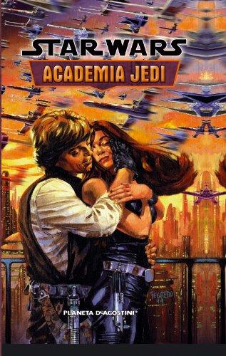 Star Wars Academia Jedi (Star Wars: Cómics Leyendas)