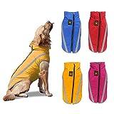 PETCUTE Cappottini per Cani Impermeabili Giubbotti per Cani Cappotti Invernali per Cani Taglia Grande Media