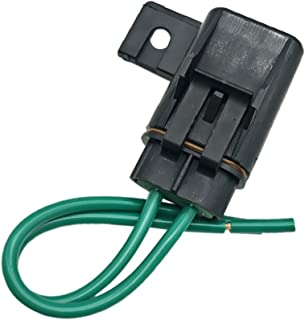 1 Set Waterproof Car Boat in-Line Fuse Holder and 30Am/40Amp Medium Blade Fuse - 30A