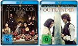 Outlander Staffel 2+3 [Blu-ray]