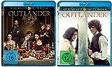 Outlander Staffel 2+3 [Blu-ray]