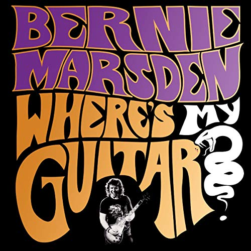 Where's My Guitar? audiobook cover art