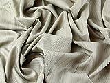 Minerva Crafts Gewebter Tweed-Effekt, 100 % Tencel,