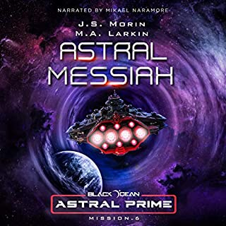 Astral Messiah cover art