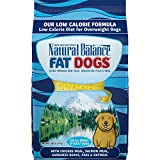 Natural Balance Fat Dogs Chicken & Salmon Formula Low Calorie Dry Dog Food - 5lb (236031)