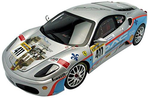 Hot Wheels Elite Racing - F430 Challenge Trofeo PIRELLI Nº411