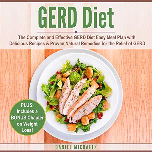 GERD Diet audiobook cover art
