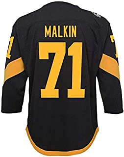 Outerstuff Evgeni Malkin Pittsburgh Penguins Youth Boys 2019 Stadium Series Jersey