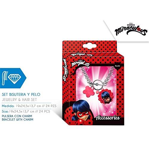 Disney- Ladybug - Pulsera KELB170