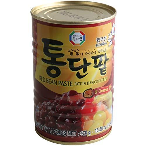 Surasang Sweet Red Bean Paste, 16.58 Ounce