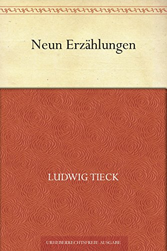 Couverture du livre Neun Erzählungen (German Edition)