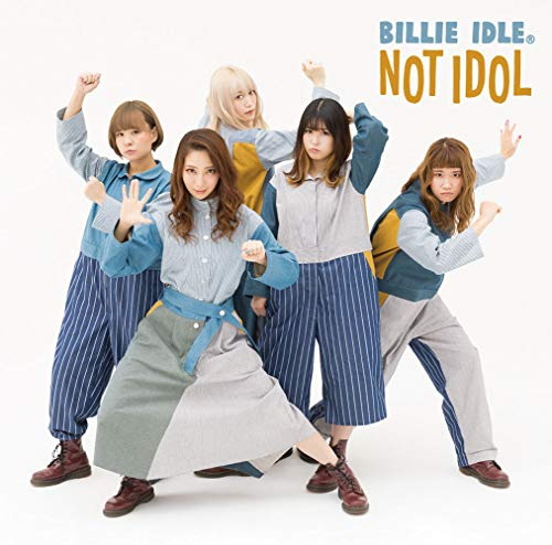 [Album]NOT IDOL – BILLIE IDLE[FLAC + MP3]
