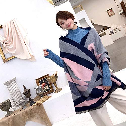 Ztweijin designer sjaal voor vrouwen winter sjaals luxe merk dikke warme bandana sjaals dame wraps deken