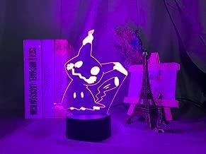 New Bachelor Hat Lampada 3D Tocco Colorato Telecomando 3D Luce Notturna Regalo Laureato 3D Piccola Lampada Da Tavolo A1 Base Nera