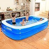 GJ- Übergroße aufblasbare Badewanne Familie Spielplatz Schwimmbad Schwimmbad Ocean Ball Pools ( größe : M )