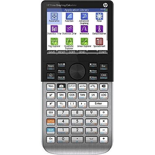 HP Prime Graphing Calculator (Renewed)