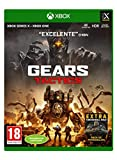 Gears Tactics Xbox One Spanish EMEA BLU-Ray