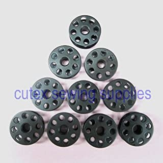 Cutex Brand 10 Pcs Consew 205rb 206rb Industrial Sewing Machine Metal Bobbins
