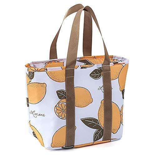 Shukun geïsoleerde tas Handtassen Lunch Bags Lunch Boxes Tassen In Oxford Temperate Geschikt voor Picnic Company School. B