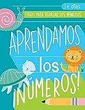 Aprendamos los números: Libro para repasar los números: 3+ años: Cuaderno de actividades para practi...