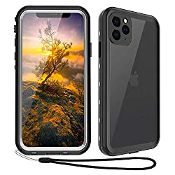 top rated Waterproof Case for iPhone 11 Pro Max – Full Body Bumper Case for iPhone 11 Pro Max Waterproof Apple… 2021