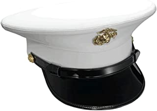 USMC Enlisted Blue Dress Cap