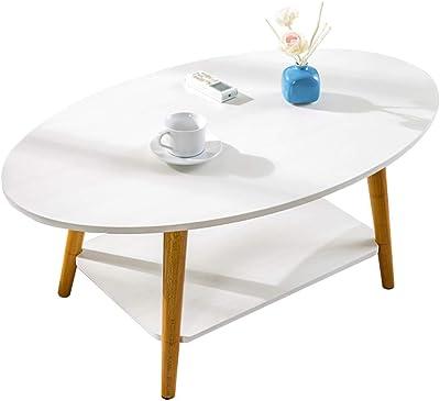 Mesas de Centro Máquina de té Simple Sala de Estar pequeña Mesa Redonda Mesa de café