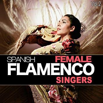 Spanish Female Flamenco Singers. vol.2