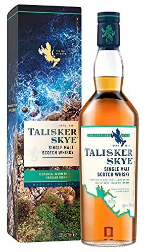 Talisker Skye Single Malt Scotch Whisky, 700 ml