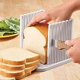 2pack Bread Slicer Toast Slicer Bread Toast Slicer Bagel Loaf Slicer Sandwich Maker Toast Slicing Machine Compact Foldable Bread Cutter