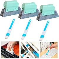 6-Pieces Magic Window Groove Cleaning Brush