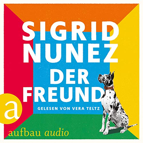 Der Freund audiobook cover art